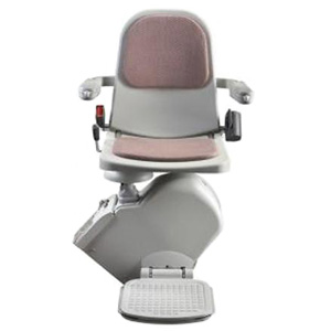 Acorn reconditioned straight stairlifts from Central Mobility