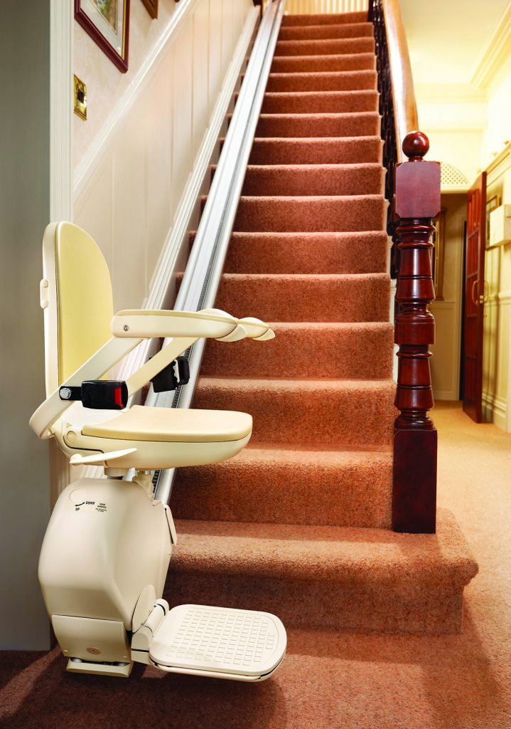 New stairlifts from Central Mobility