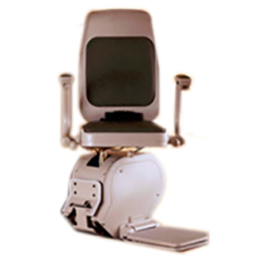 Bison Bede Classic straight stairlifts from Central Mobility