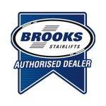 Brooks dealer logo