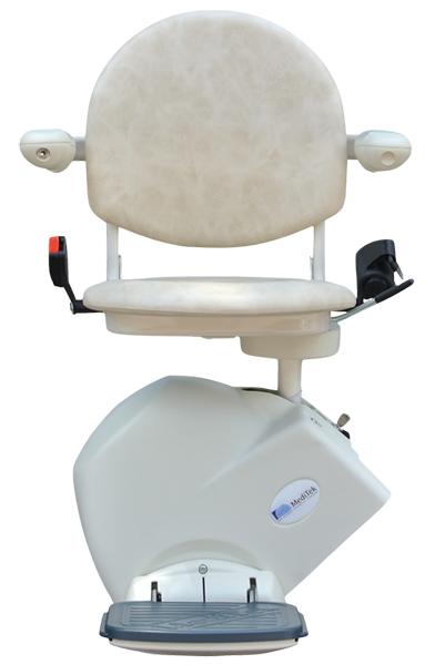 Meditek E120-2 straight stairlift