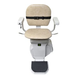 Platinum-Horizon straight stairlifts standard straight stairlift from Central Mobility