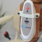 Meditek straight stairlift remote control