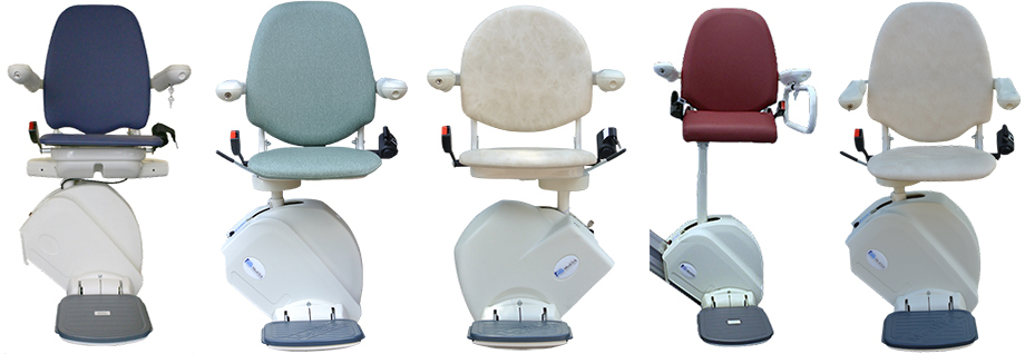Meditek D120 D160 straight stairlifts from central mobility
