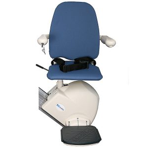 MediTek reconditioned straight stairlifts from Central Mobility