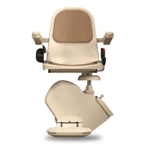 Brooks reconditioned straight stairlifts from Central Mobility