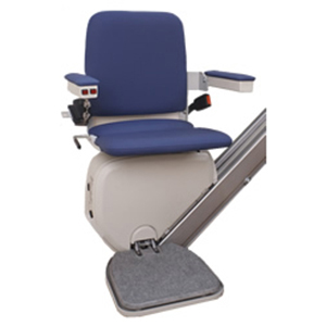 LiftAble Cumbria straight Stairlifts from Central Mobility