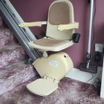 Straight Stairlifts to rent