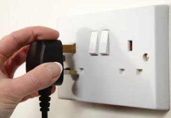 straight stairlifts just plug in to a normal socket from central mobility
