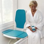sonaris bath lift from Central Mobility