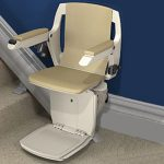 Bison bede 50 straight stairlift
