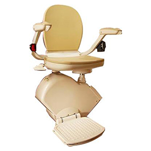 Brooks 130 straight stairlift