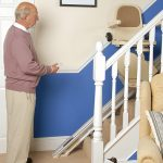 Reconditioned Brooks Stairlift from Central Mobility