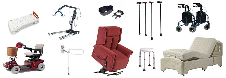 Mobility products from Central Mobility