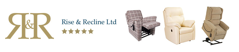 R&R Rise & recliner chairs from Central Mobility