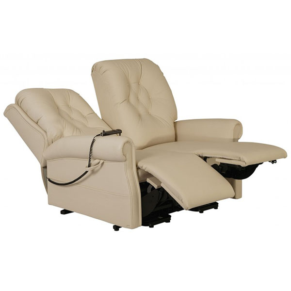 The regal recliner settee