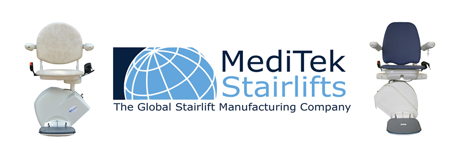 MediTek stairlifts from Central Mobility