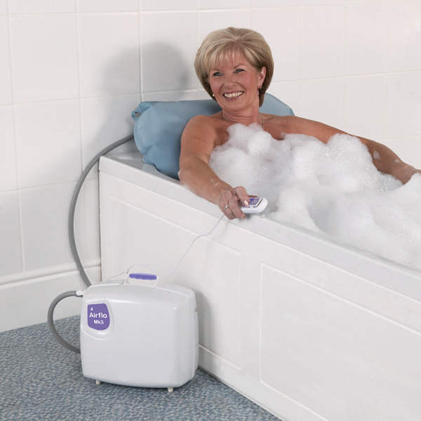 bathlifts and bathing cushions from central mobility