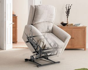 rise and recline ltd chair mechanism