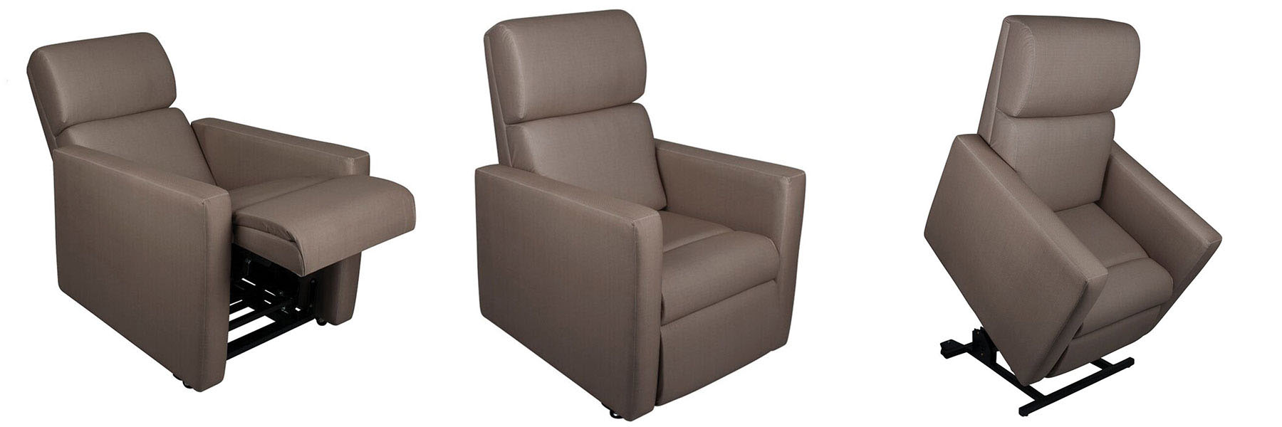 The Noble rise and recline chair