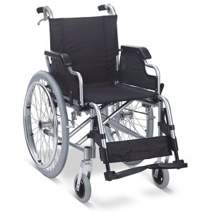 self propelled wheelchair from central mobility