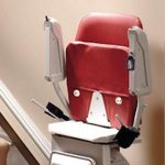 Arms, Seat & Footrest Folded