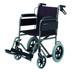 transit attendant wheelchair from central mobility