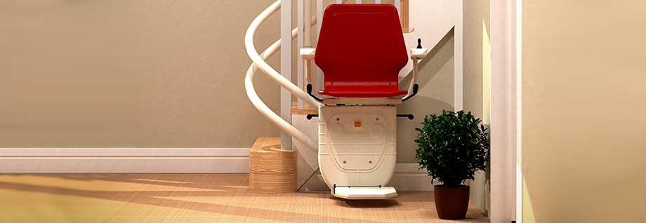 Bespoke infinity curved stairlift