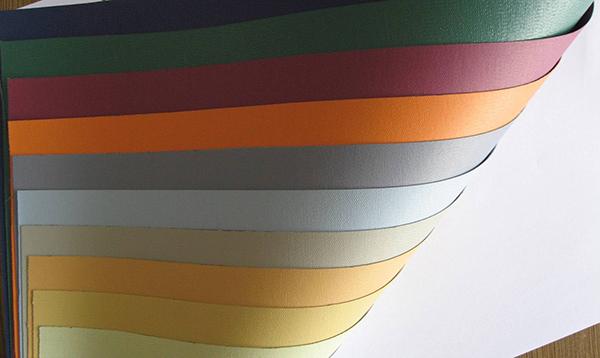 Bespoke infinity upholstery colours