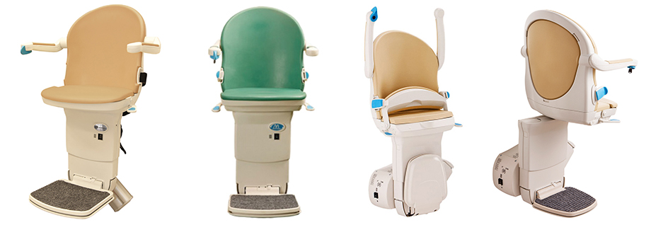 Handicare stairlifts from Central Mobility
