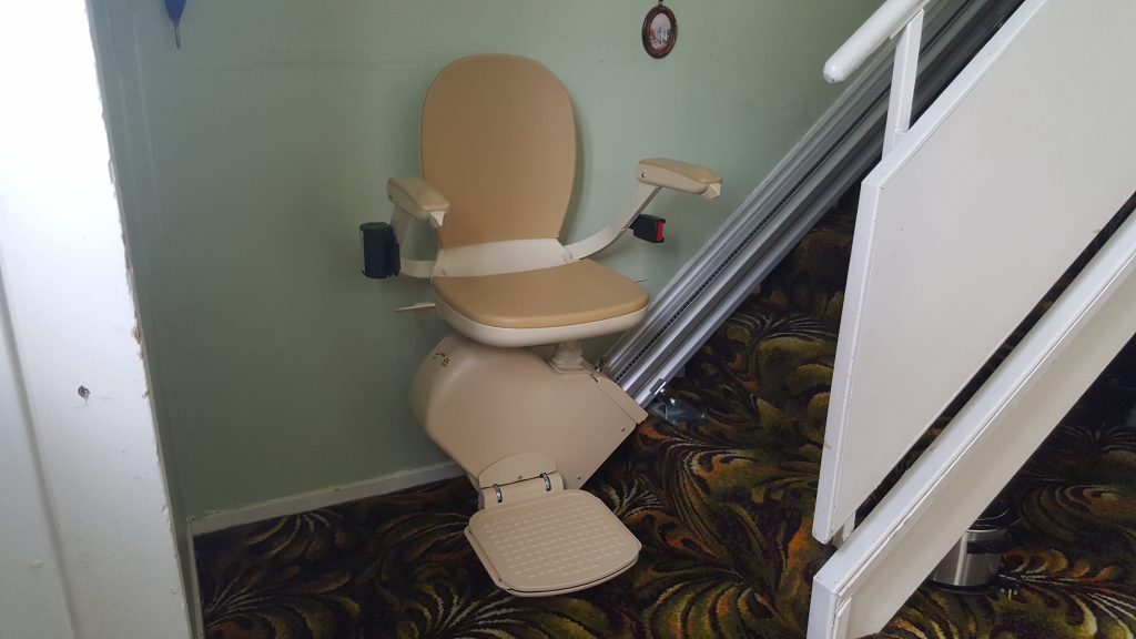 Leicester stairlifts from Central Mobility