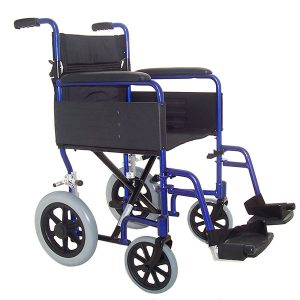 Aluminium transit wheelchairs from Central Mobility
