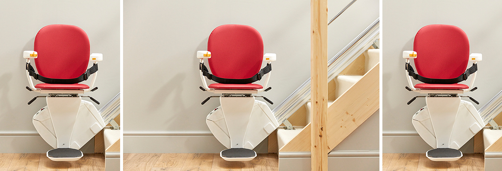 Bespoke Synergy Straight Stairlift From Central Mobility