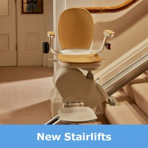 New Stairlifts supplied in Leicester from Central Mobility