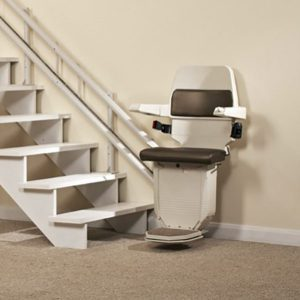 Reconditioned curved stairlifts from Central Mobility