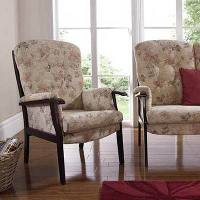 Ascot fireside chair from central mobility