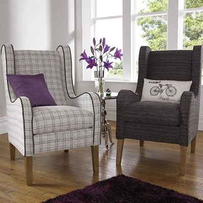 Ashford fireside chair from central mobility