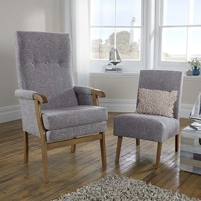 Cambridge fireside chair from central mobility