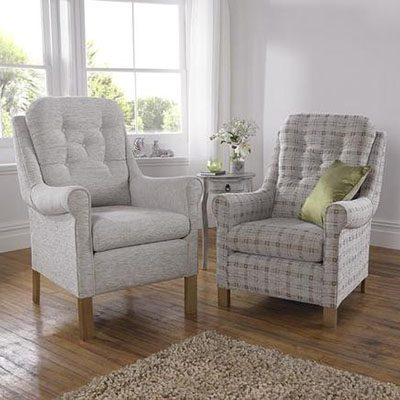 Chelmsford fireside chair from central mobility