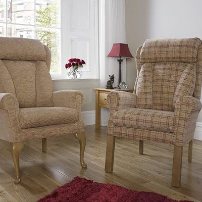 Coniston fireside chair from central mobility