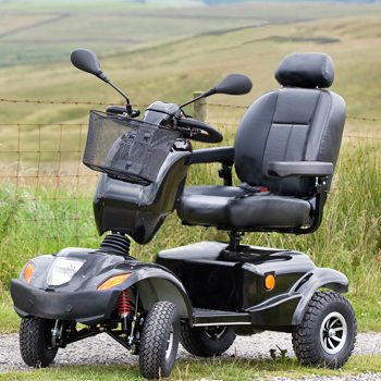 Landranger mobility scooter from Central Mobility