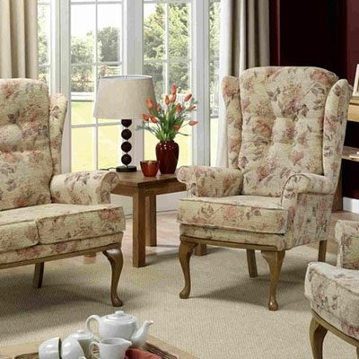 Lindale & clitheroe fireside chair from central mobility