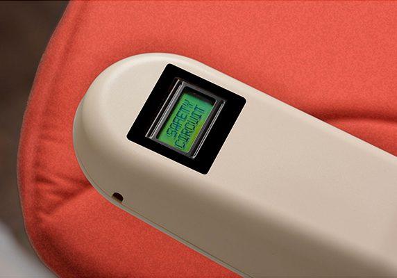 Platinum curve Diagnostic display