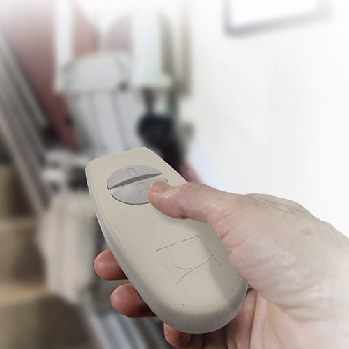 Straight Stairlifts to rent from Central Mobility